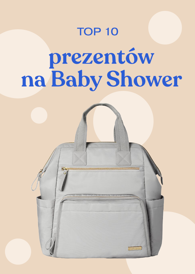Top 10 prezentów na baby shower