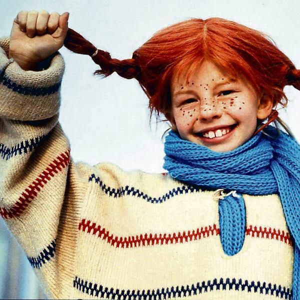 Konkurs na 75 urodziny Pippi!