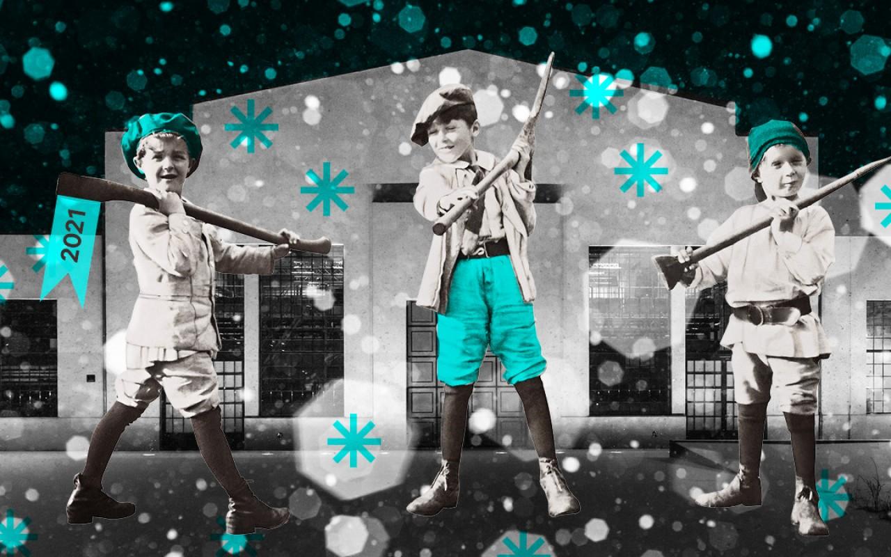 Zimowisko w Nowym Teatrze
