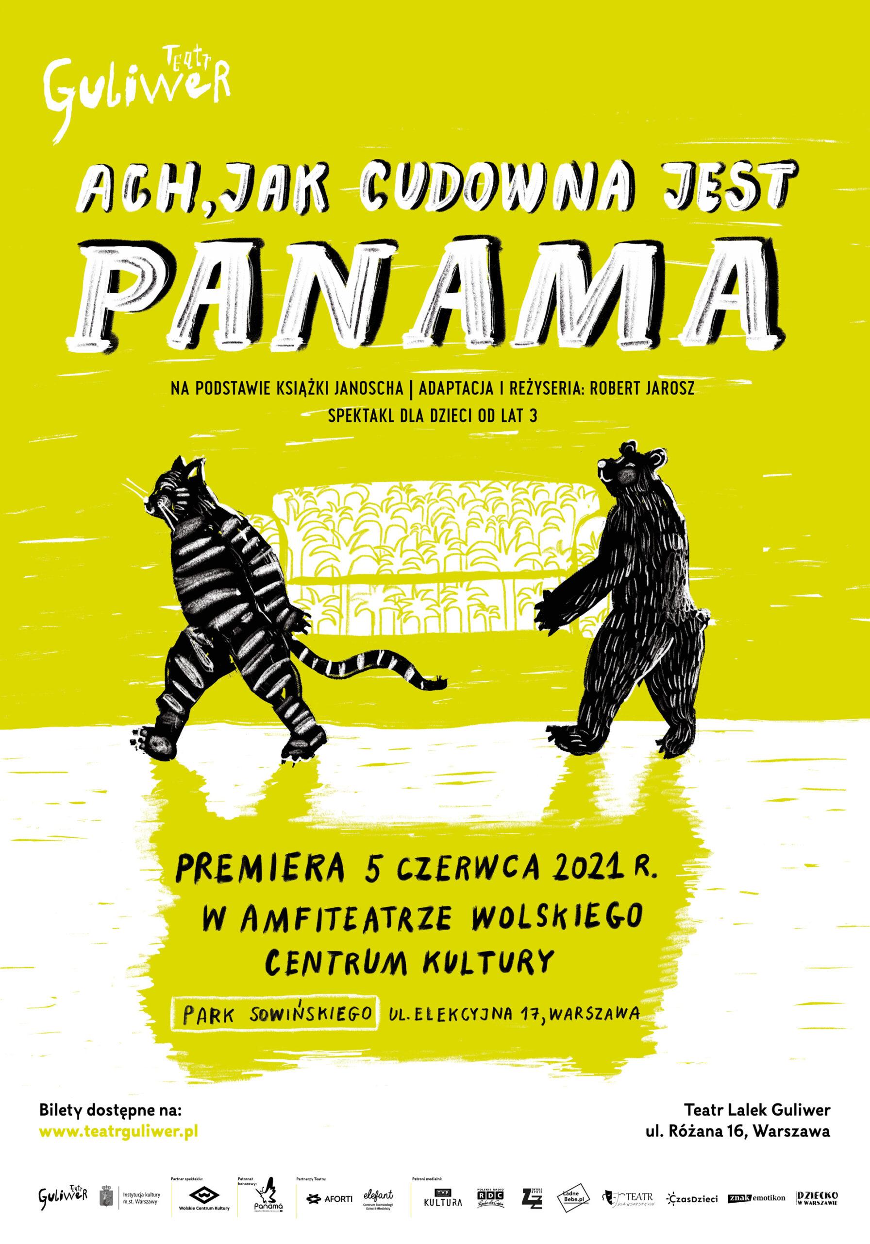 Ach, jak cudowna jest Panama! – premiera w plenerze